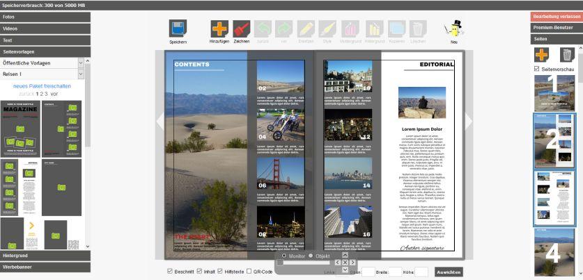 Mag glance create photo album online print your photo album Internet magasin